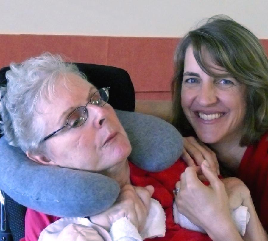 Mom and I, 2009